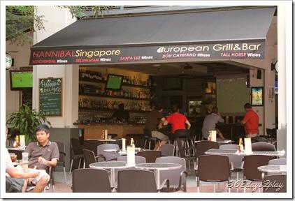 Hannibal Singapore European Grill & Bar