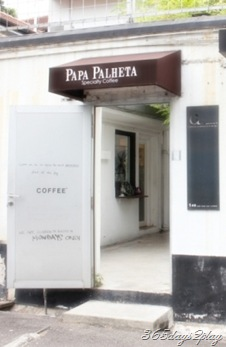 Papa Palheta Back Door