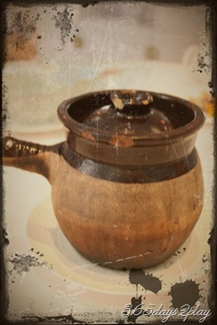 Old Soup Pot