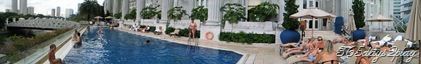 Fullerton Hotel Swimming Pool