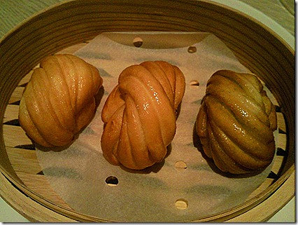 Fried Butterfly buns (Mantou)