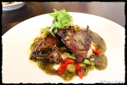 Black Earth Lamb Chop