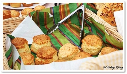 The Pantry - Scones