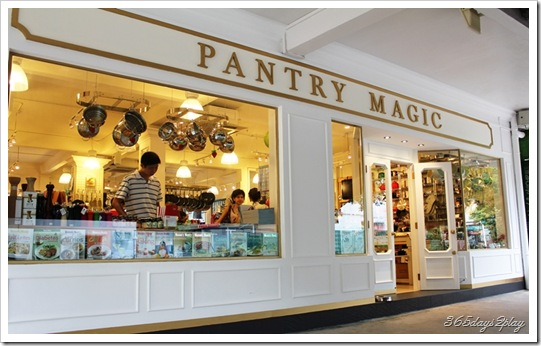Pantry Magic Singapore Front of Shop view