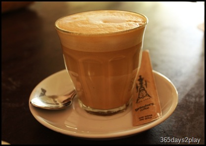 RidersCafe - Cafe Latte
