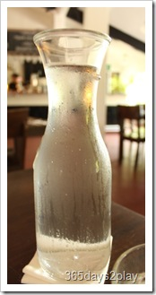 RidersCafe - Iced Water