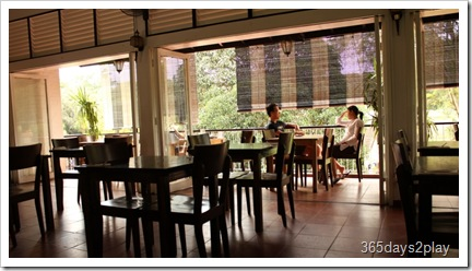 RidersCafe - The Verandah