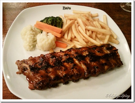 Bobby's Signature Baby Back Pork Ribs