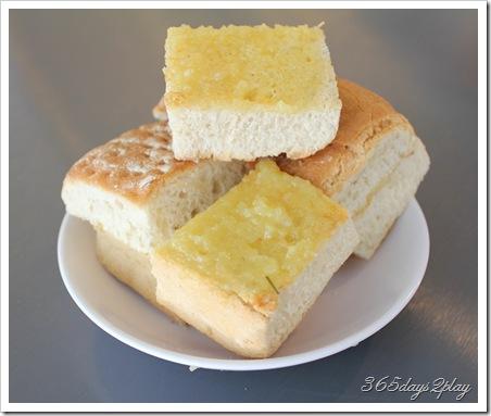 GMNC Plain Ciabatta Kaya Toast