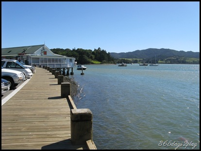 Mangonui boardwalk