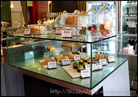 Cafe Epicurious - Sweet Treats Counter