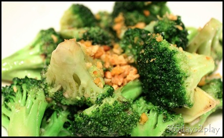 TangDianWang - Broccoli sauted with garlic