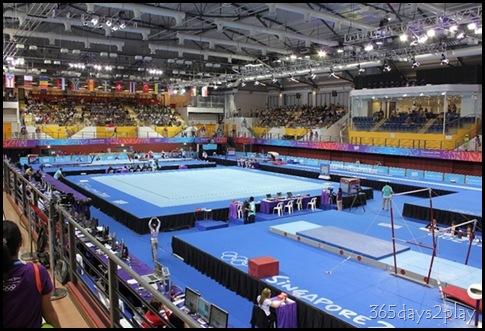 YOG Gym WQ1 - Bishan Gymnasium
