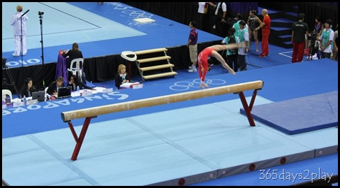 YOG Gym WQ1 - Rachel Giam on Beam