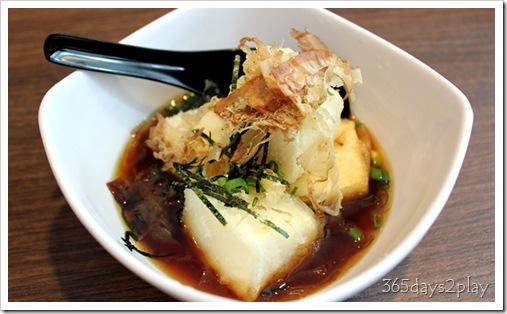 Bishamon - Agedashi Tofu