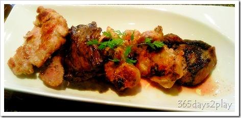 Parrillada Mixed Grill - Meats