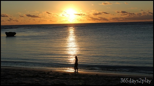 Prevelly Beach Sunset