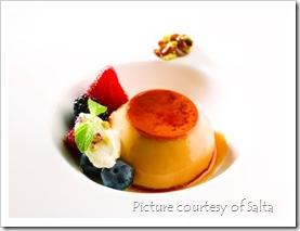Salta - Dulce de Leche - Cream Caramel