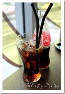 Scoop of Art - Glass of Coke