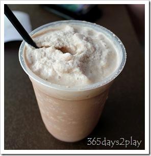 Scoop of Art - Ice Blended Coffee
