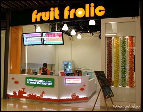 Fruit Frolic