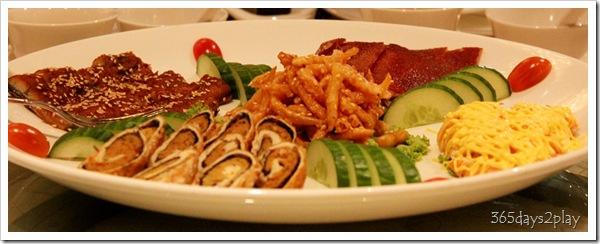 Mandarin Oriental - Combination Platter