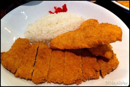 Curry Favor - Fish and Chicken Fry