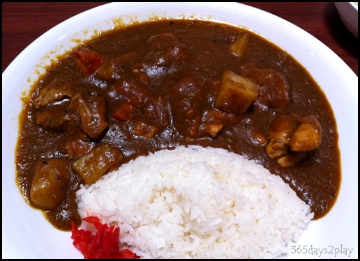 Curry Favor - Stewed Curry
