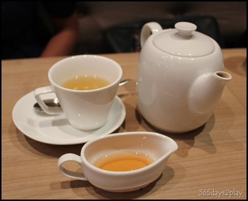 Double Bay -  Hot Tea