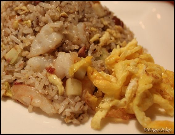 Lava East - Fried Rice