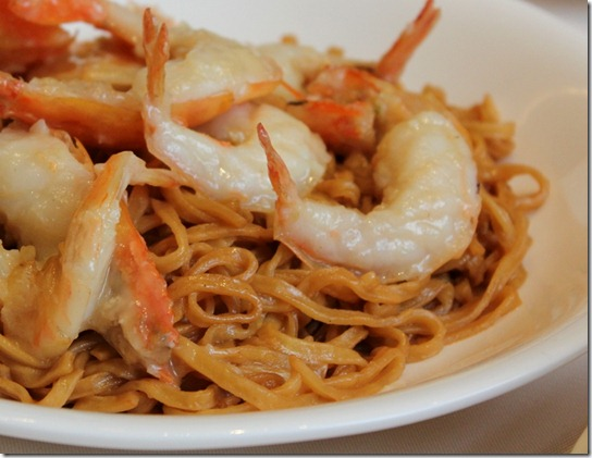 Lei Garden - Prawn Ee Fu Noodles
