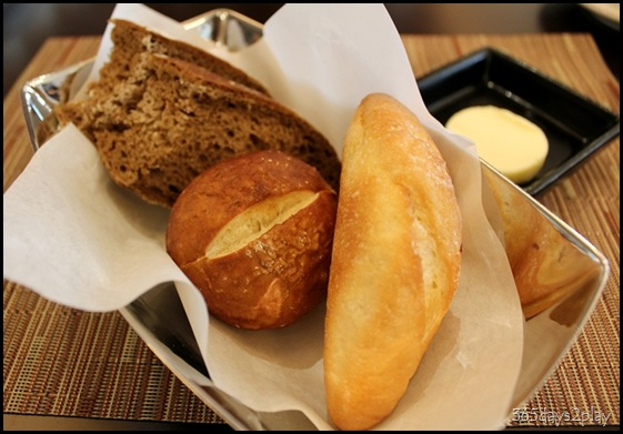 db Bistro Moderne bread basket