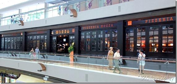 Marina Bay Sands Mall Mozza