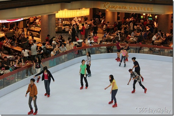 Marina Bay Sands Mall Skating Rink (4)