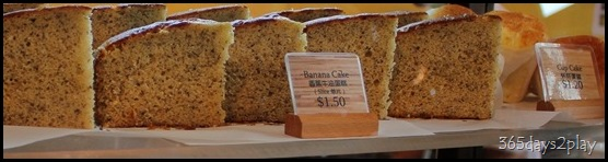 ToastBox Banana Cake
