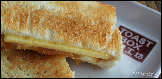 ToastBox Kaya Toast with Butter