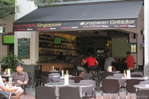 Hannibal Singapore, European Grill and Bar