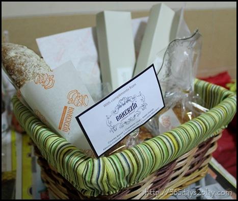 Bakerzin Bread Basket