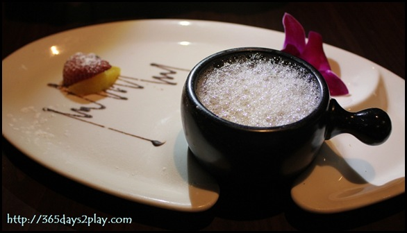 Cappucino Creme Brulee