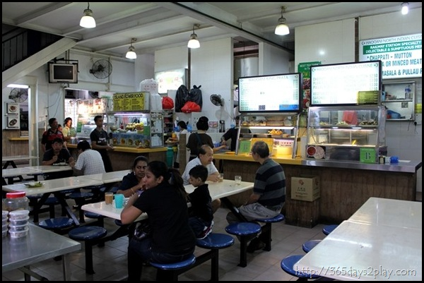 Coffeeshop at Tanjong Pagar Railway Station (2)
