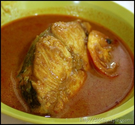 Curry Ikan