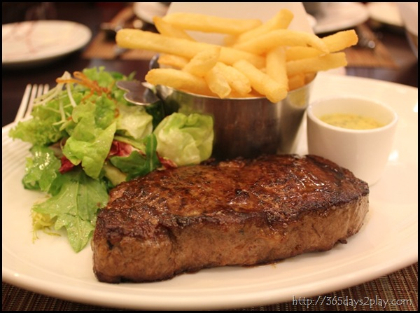 DB Bistro Moderne -  Steak Frites