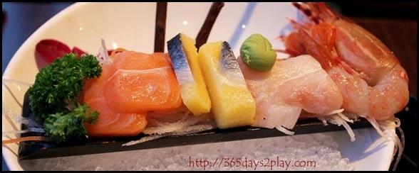 Dozo Sashimi Appetiser