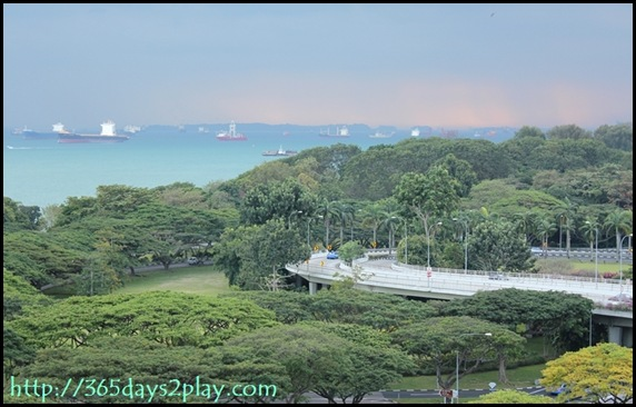 East Coast Park Aerial View (4)