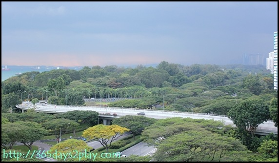 East Coast Park Aerial View (5)