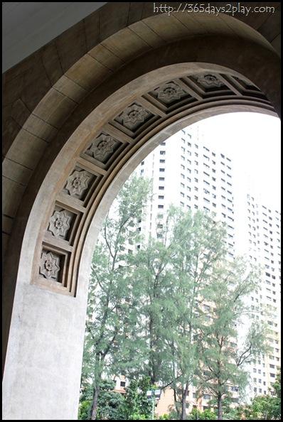 KTM Railway Arch