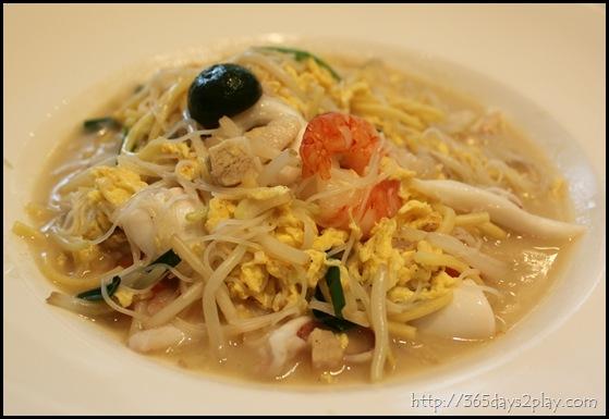 Man Chu Restaurant Hokkien Mee