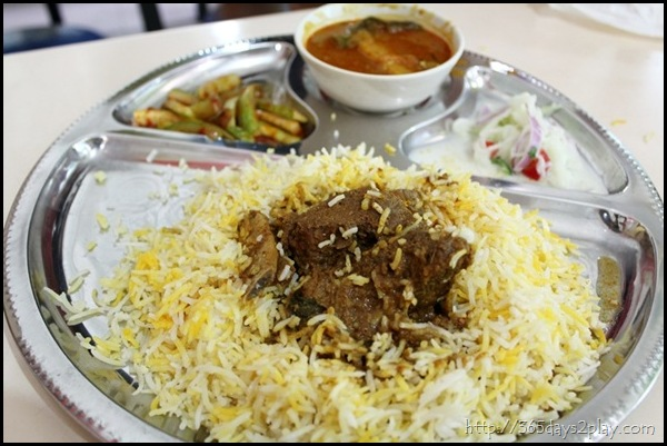 Mutton Nasi Beriyani (3)