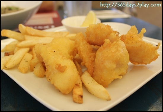 Oomphaticos - Fish & Chips