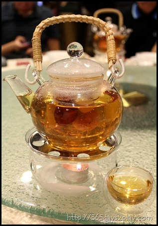 Special Dried Longan Tea